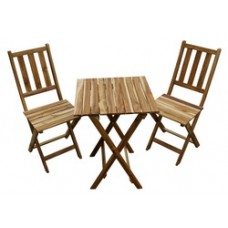 Balcony Set, Teak